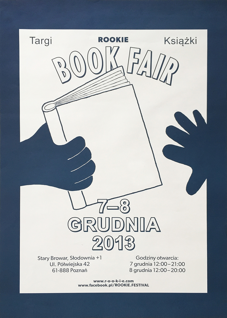 Studio Pyda Rookie Book Festival