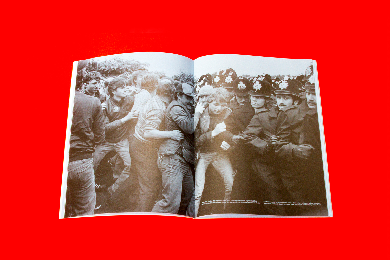 Studio Pyda Jeremy Deller – Battle of Orgreave